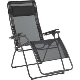 Lafuma Mobilier Futura XL - Siège camping - Batyline noir